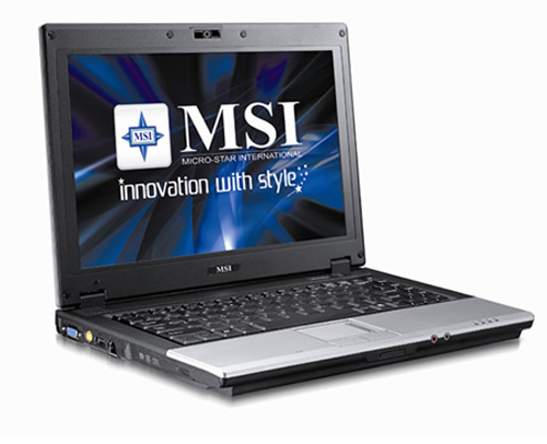 MSI'dan yeni dizüstü bilgisayar; VR340