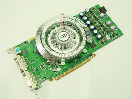 Mushkin'den yeni bir GeForce 8800GT geliyor