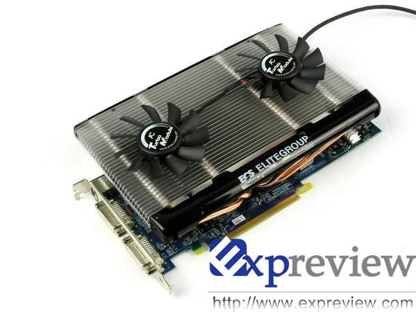 ECS'den Arctic Cooling soğutmalı GeForce 9800GT