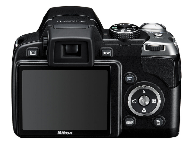 Nikon Coolpix P80 Superzoom