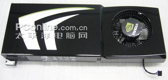GeForce 9900GTX'in soğutucusu ortaya çıktı
