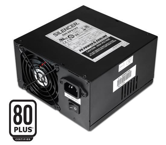 OCZ'den 500 watt'lık yeni PC Power & Cooling güç kaynağı