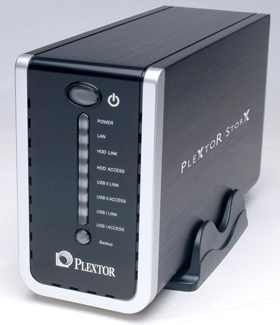 Plextor, StorX serisi yeni NAS çözümlerini duyurdu