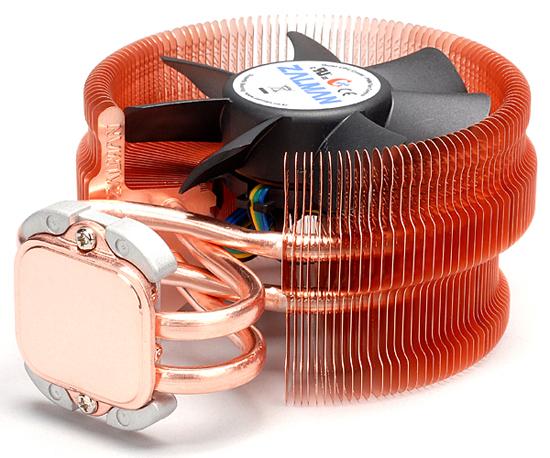 Zalman'dan yeni işlemci soğutucusu; CNPS9300 AT