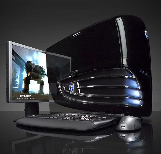 Alienware'den Triple-SLI konfigürasyonlu özel sistem
