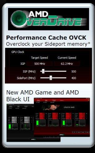 AMD OverDrive yazılımının 2.1.2 versiyonunu yayınladı