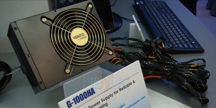 Computex 2008: Asus'dan 1000 watt'lık yeni güç kaynağı