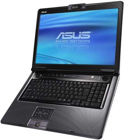 Asus'dan çoklu ortam odaklı ve Centrino 2 tabanlı yeni dizüstü bilgisayar; M70VM-7U047C