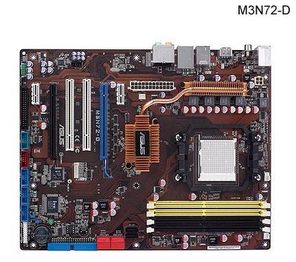 Asus'dan AMD platformu için Hybrid SLI destekli yeni anakart