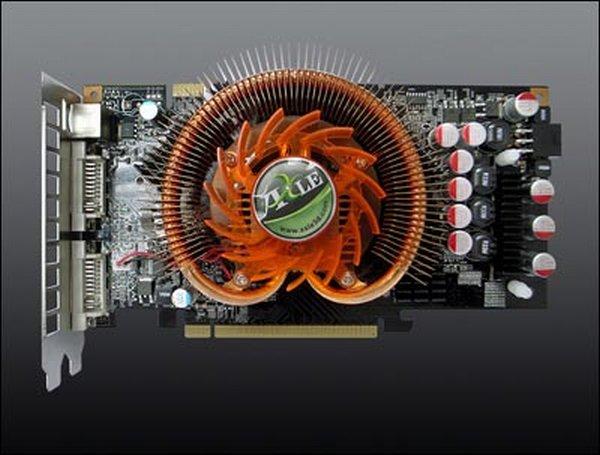 Axle GeForce 9800GT tabanlı yeni ekran kartını duyurdu