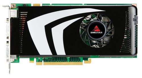 Biostar GeForce 9600GT modelini duyurdu