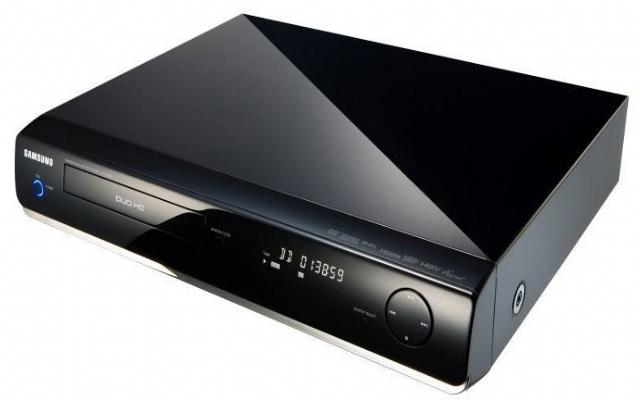 Samsung ilk melez HD video oynatıcısı için bu yılda ısrarlı