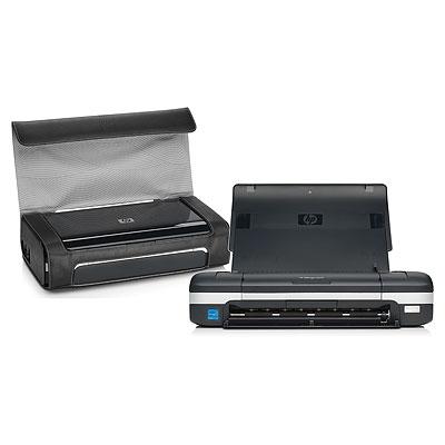 HP'den taşınabilir yeni yazıcı: OfficeJet H470