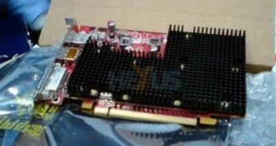 ATi Radeon HD 4550'nin ısıl güç tasarımı 25 watt olacak