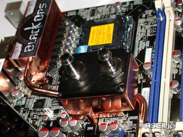 Foxconn BlackOps X48 yaygınlaşıyor