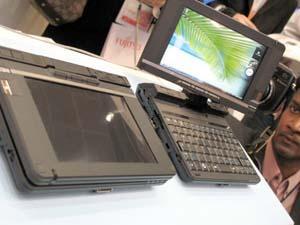 Fujitsu'dan Atom tabanlı yeni ultra-taşınabilir pc