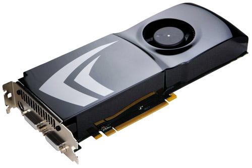 Hız aşırtmalı GeForce 9800GTX modelleri kullanıma sunuluyor