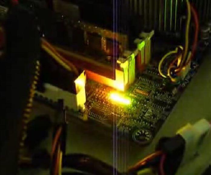 Gigabyte'ın X48 yonga setli anakartlarında gizemli özellik