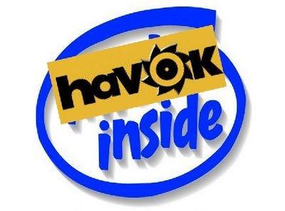 Microsoft Havok'u lisansladı, fizik rekabeti kızışıyor