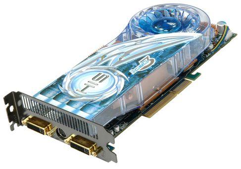 HIS'den HD 3850 AGP ve HD 3850 ICEQ3 Turbo AGP