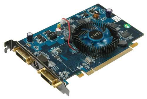 HIS'den 1GB Bellekli Radeon HD 3650 iCooler II