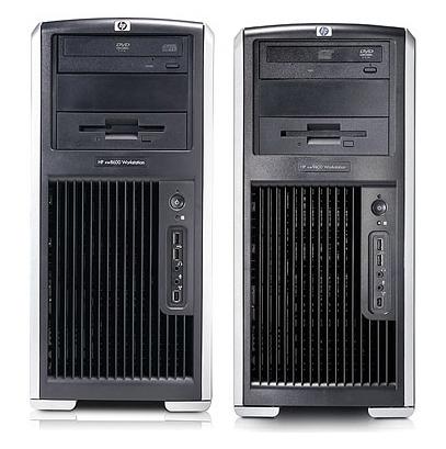 HP dört çekirdekli işlemciye sahip yeni iş istasyonlarını duyurdu