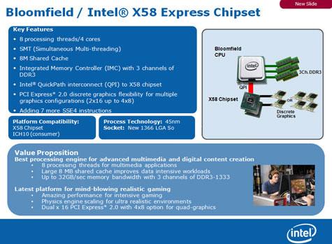 Referans tasarım X58'de SLI teknolojisi çalışmıyor