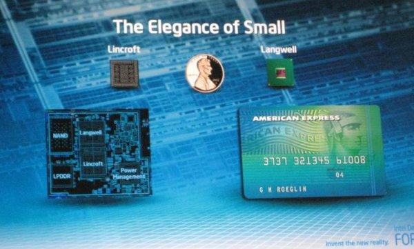 Intel Moorestown platformuyla 10x varan güç tasarrufu sağlamayı hedefliyor