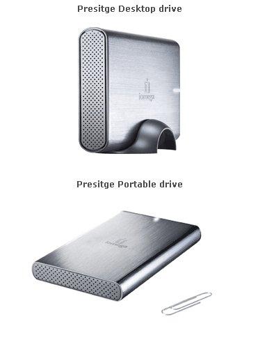 Ioemega Prestige serisi harici disklerini kullanıma sundu