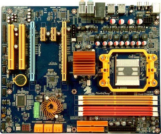 Jetway'den AMD'nin 770 yonga setini kullanan yeni anakart; HA03-GT2