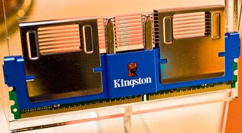 Computex 2008: Kingston'dan Skulltrail platformu için overclock destekli bellek kiti