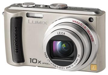 Panasonic'den WiFi destekli 10x optik yakınlaştırma yapabilen Lumix TZ50