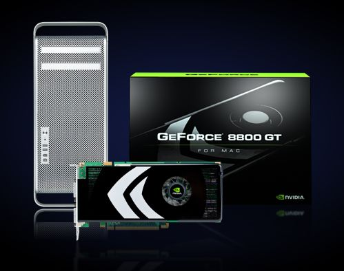 Nvidia, Apple Mac Pro için GeForce 8800GT'yi kullanıma sundu