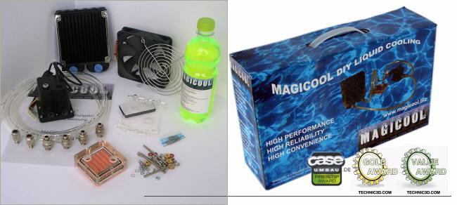 Magicool su soğutma ürünleri Türkiye'de