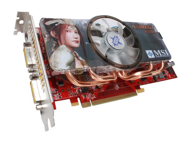 MSI'dan özel soğutuculu yeni bir GeForce 8800GT