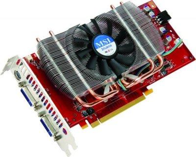 MSI'dan hız aşırtmalı, Zalman soğutmalı ve 1GB GDDR3 bellekli GeForce 9600GT