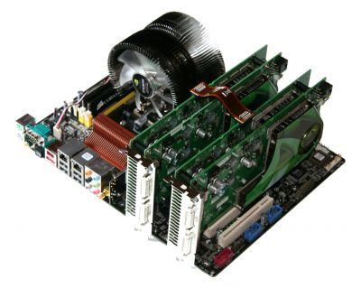 GeForce 9800GX2 19 Şubatta geliyor