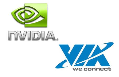 Computex 2008: VIA ve Nvidia işbirliği açıklandı