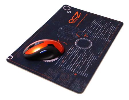 OCZ'den oyunculara yönelik yeni fare altlığı; Behemoth
