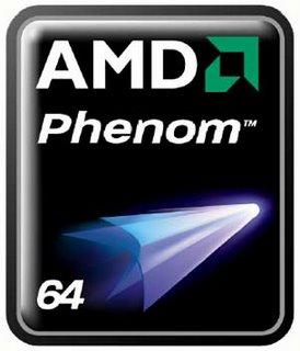AMD Phenom 9550, 9650 ve 9700 2008 İlk Çeyrekte