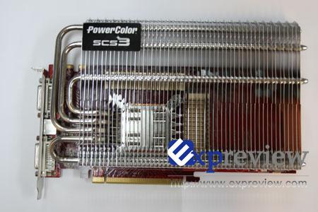 PowerColor'ın pasif soğutmalı Radeon HD 4850 SCS3 modeli görüntülendi