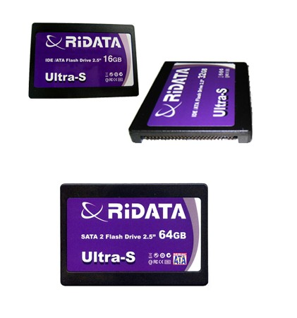 RiDATA'dan Ultra-S serisi yeni SSD'ler
