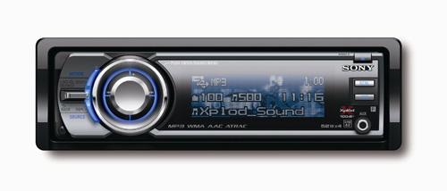 Sony'den Xplod serisi iPod destekli iki yeni cd ünitesi