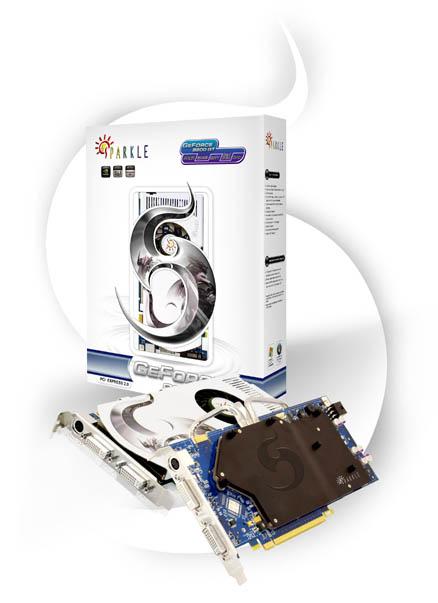 Sparkle'dan 256MB bellekli iki yeni GeForce 8800GT