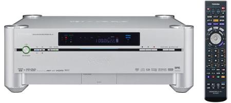 toshibarxhd1 - D�nyan�n ilk HD-DVD kay�t cihaz�