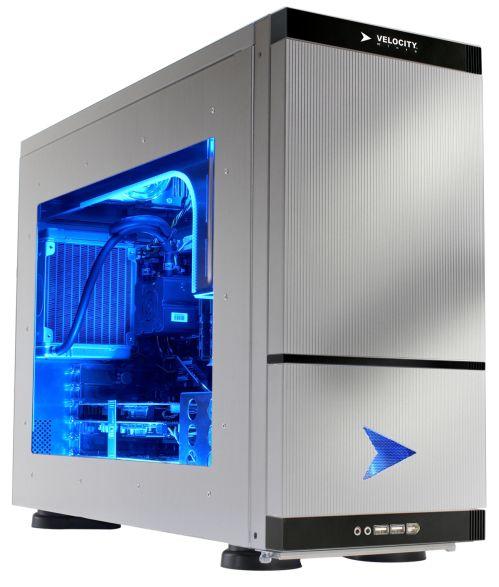 Sistemlerinde GeForce GTX 260 kullanan ilk üretici Velocity Micro