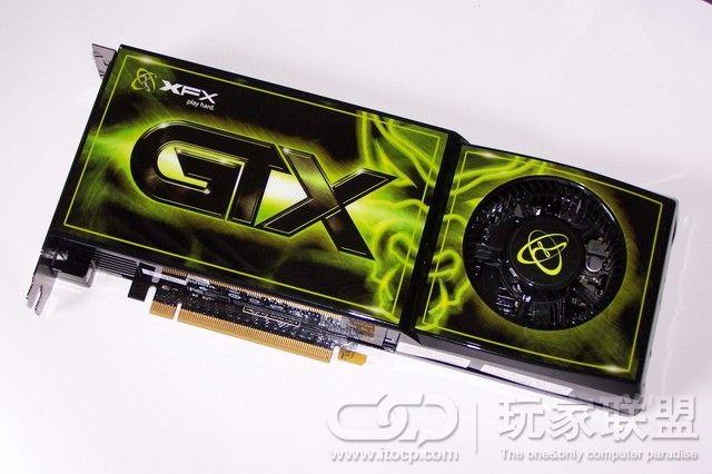 XFX'in GeForce GTX 280 modeli gün ışığına çıktı