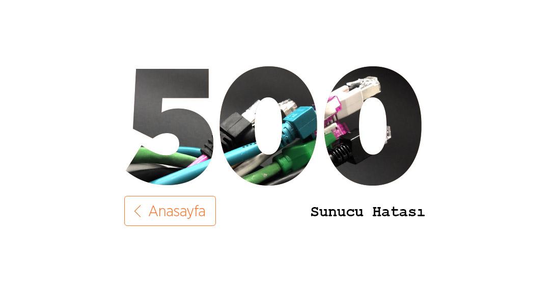 500 Hatası